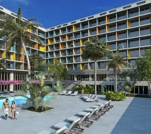 Los propietarios de Aqua Hotel invierten 10 M en la transformación de un establecimiento