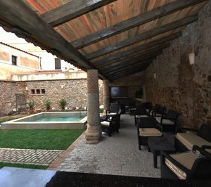 Abre sus puertas el Aqua Forum, un pequeño hotel con spa en Mérida