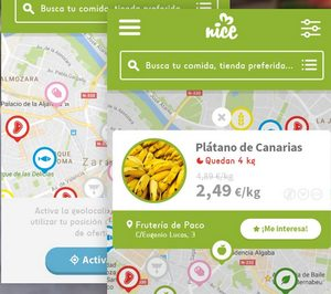 Nice to Eat You, una app contra el desperdicio alimentario