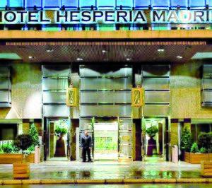 NH renueva la gestión de 28 hoteles de Hesperia por 31 M