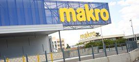 Makro retoma el crecimiento y factura un 1,8% más