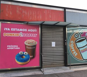Dunkin Coffee cierra el año con 65 locales operativos
