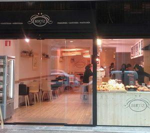 Bertiz abre su primera cafetería en Guipúzcoa