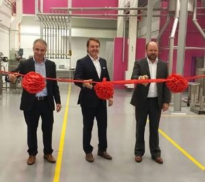 Eurofragance inaugura su nueva fábrica de Singapur
