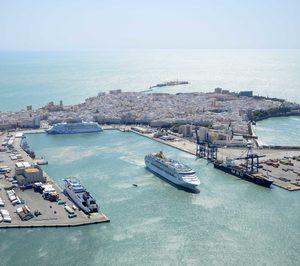 El crecimiento del tráfico portuario se sigue reduciendo