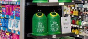 El Corte Inglés y Ecovidrio facilitan el reciclaje de vidrio en casa con un minicontenedor de diseño
