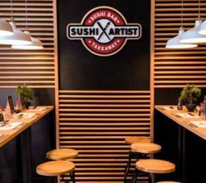 Sushi Artist prepara nuevas aperturas en 2017