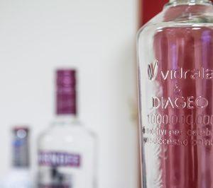 Vidrala Italia entrega a Diageo la botella 1.000 M del vodka Smirnoff
