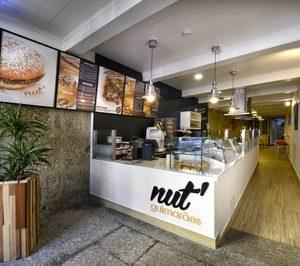 La cadena portuguesa Nut espera superar los 50 locales en España en cinco años