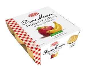 Andros lanza 'Bonne Maman Fruta de Cuchara'