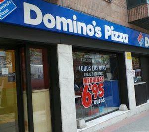 Dominos Pizza aterriza en Huesca