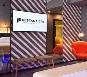El hotel Pestana CR7 de la Gran Vía madrileña retrasa su apertura hasta 2019
