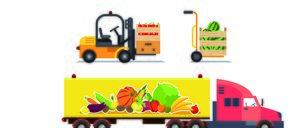 Informe 2017 del sector del Transporte hortofrutícola en España