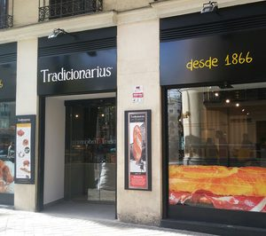 Tradicionarius impulsa su presencia en Madrid