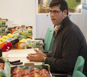 """Ignasi Argilés (Grupo Nufri): """"La clave para fomentar el consumo es que el producto sea bueno"""""""