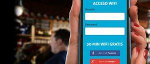 Informe sobre el servicio Wifi en Hoteles y Restaurantes 2017