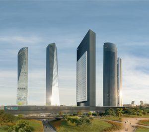 Las obras de la quinta torre de La Castellana arrancarán en febrero