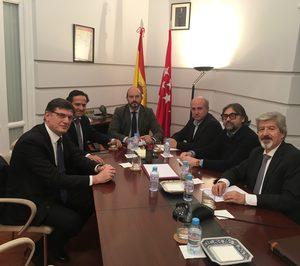 Acuerdo para convertir Madrid en el hub logístico de Asia en Europa