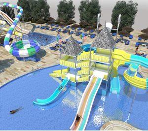 El Playacartaya estrena un nuevo parque acuático