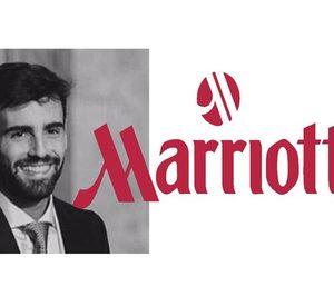 Edgar Ollé asume la dirección de desarrollo de Marriott en España y Portugal