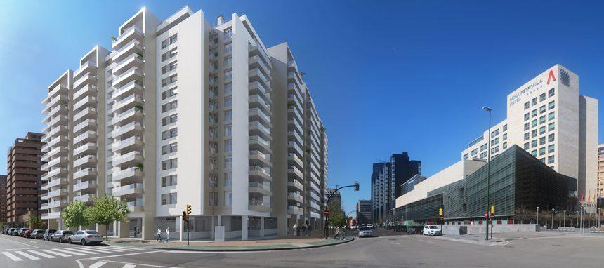 Ebrosa desarrolla más de 280 nuevas viviendas