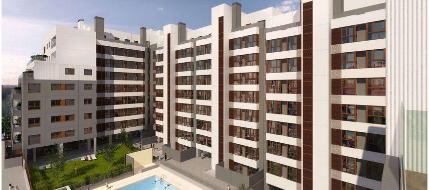 Anida promueve 700 viviendas de nueva construcción