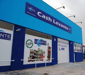 Cash Levante se centra en su negocio mayorista
