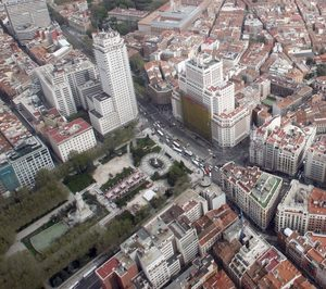 Riu entra en la propiedad del Edificio España y explotará el hotel como Riu Plaza