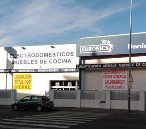 Euronics cerró la gran tienda de Zamora