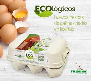 Rujamar quiere liderar el sector ecológico de huevos