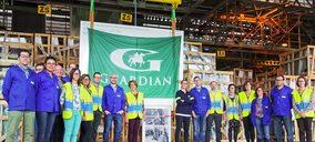 Guardian mejora sus fábricas en España y cambia de manos