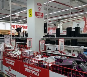 Media Markt retrasa la apertura de su tienda de Nevada Shopping