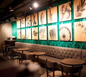 Starbucks abre su primer local en San Sebastián
