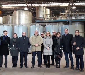 Destilerías San Valero impulsa el proyecto Life Ecoelectricity