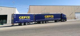 Gefco incorporará su cuarta ruta en megacamión