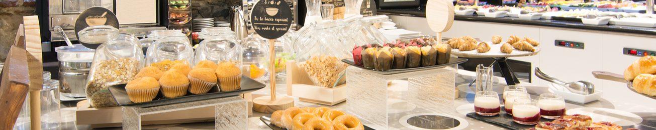 Análisis 2016 de Proveedores de Desayuno en Hoteles