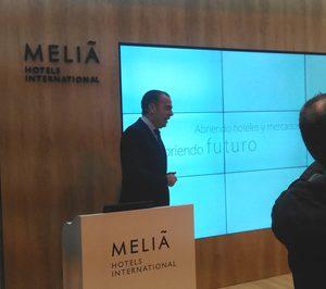 Meliá Hotels anuncia una veintena de nuevas aperturas en 2017