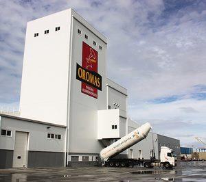 Oromás consolida su crecimiento como fabricante de pastas