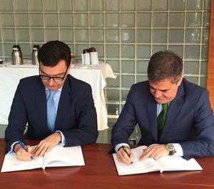 Saica recibe un préstamo de 70 M del BEI para mejorar su papelera de El Burgo