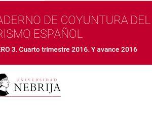La Mesa del Turismo calcula en 241.565 M la producción del turismo español en 2016