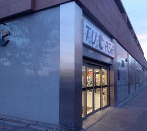 Híper Usera suma cuatro supermercados a la enseña TuCash