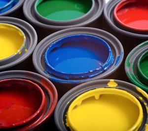 El mercado español de barnices y pinturas superará los 1.600 M€ en 2017