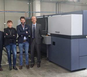 Sabaté Barcelona invierte en una nueva impresora digital de Durst