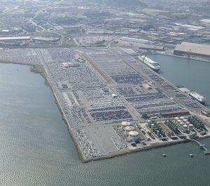 El puerto de Santander, a la cabeza en tráfico de vehículos nuevos