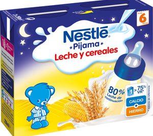 Nestlé lanza cereales infantiles para la cena