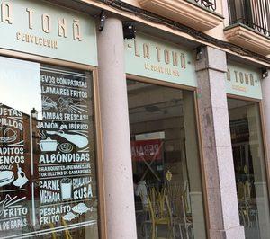 Cervecería La Toná comienza su expansión fuera de Madrid