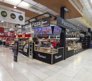 FoodBox y Carrefour llegan a un acuerdo para el desarrollo de Papizza