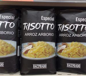 Arrocerías Pons introduce arroz para risotto en Mercadona