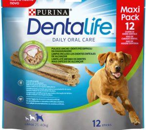 Nestlé Purina entra en el segmento de higiene oral de perros