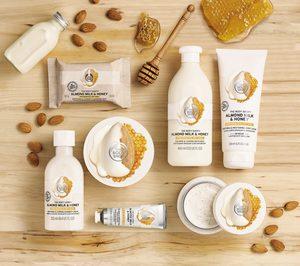 The Body Shop lanza una línea corporal específica para pieles sensibles